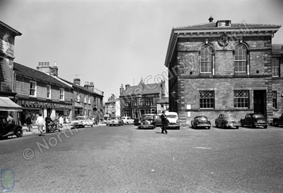 Market Square, Wetherby